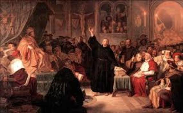 Pope Leo X excommunicated Martin Luther