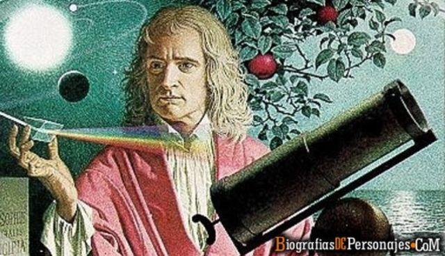 1665: Newton describe la gravedad