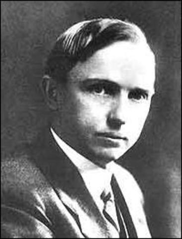 1920: Shapley: el Sol no estaba en el centro de la Galaxia