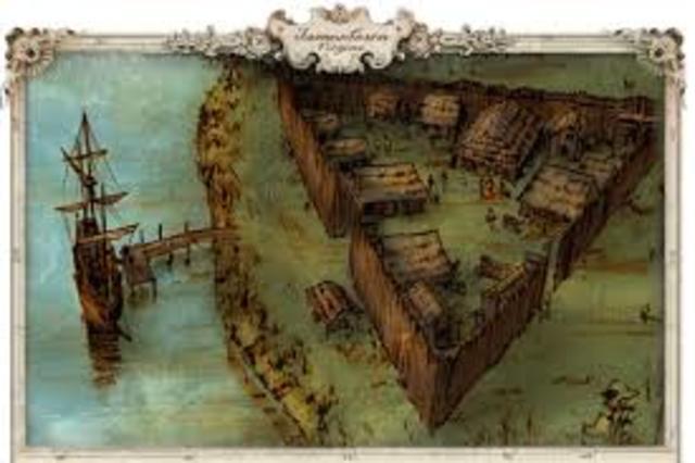Fondation de Jamestown