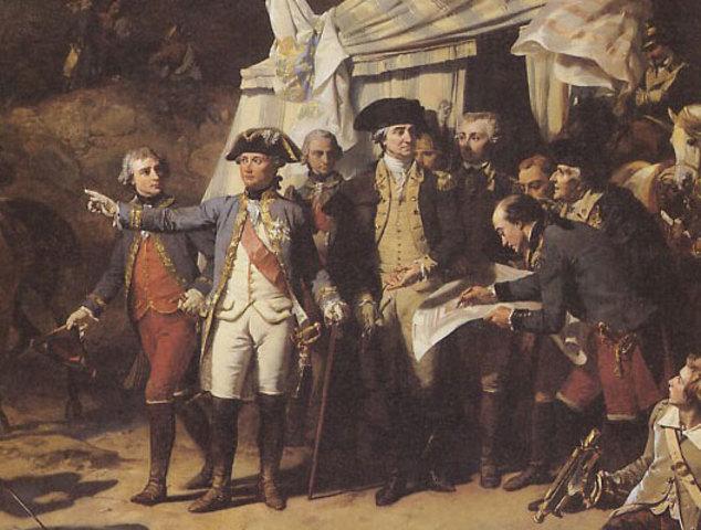 Victoire franco-américaine de Yorktown