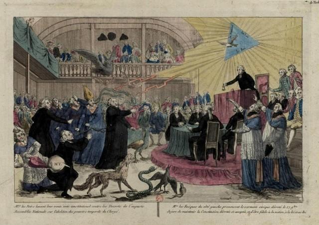 Constitution civile du Clergé