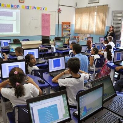Tecnologias na Educação timeline