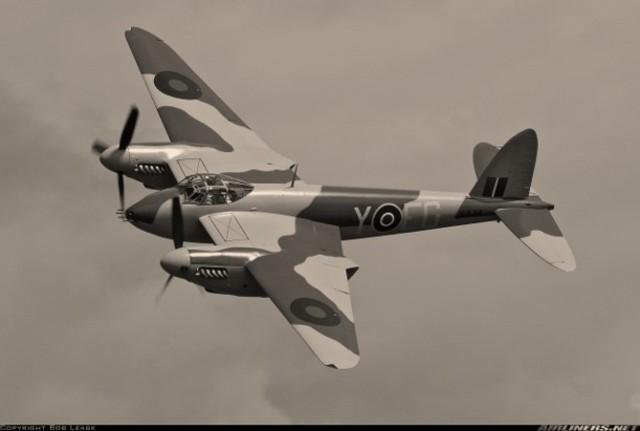 Mosquito Aircraft (R.E Bishop) 1940