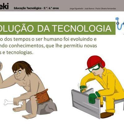 AS TECNOLIGIAS E A EDUCAÇÃO timeline