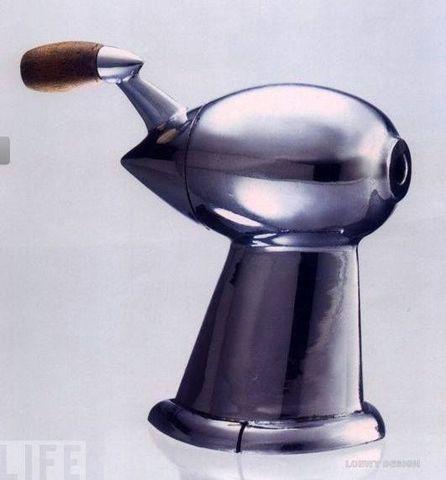 Styling o Streamlining,(1930)