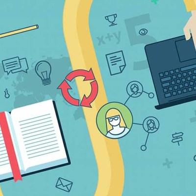 TECNOLOGIAS DA EDUCAÇÃO timeline