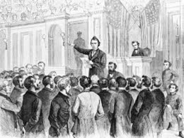 President Johnson Impeached