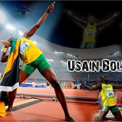 The Life of Usain Bolt timeline