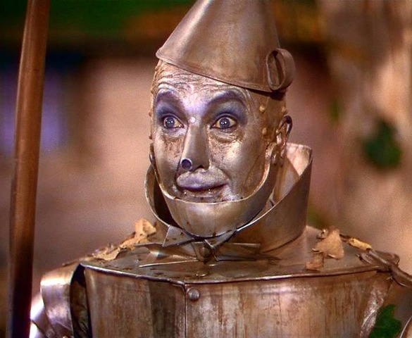 Played Tin Man in Musicial