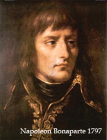 Napoleon General del Ejercito.