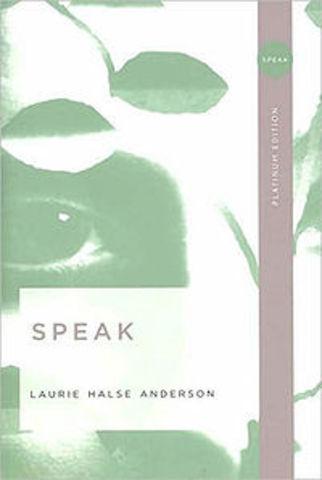 """Wrote """"Speak"""""""