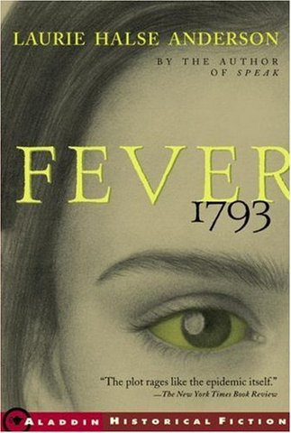 "Wrote ""Fever, 1793"""