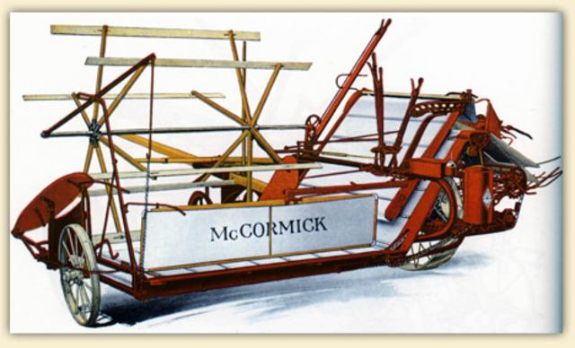McCormick Sells  54,841 machines