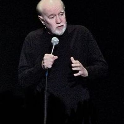 The life of George Carlin timeline