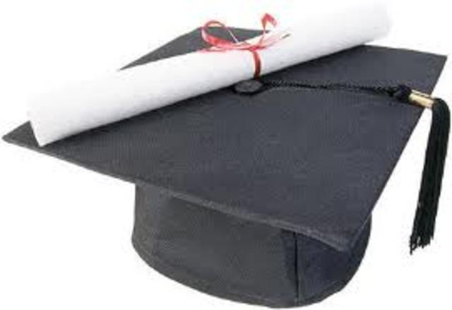 Graduated Lisbon High School