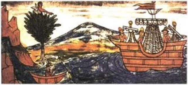 La segunda expedición por Velázquez de Cuéllar