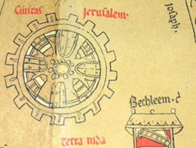 Mappa Mundi d'Hereford