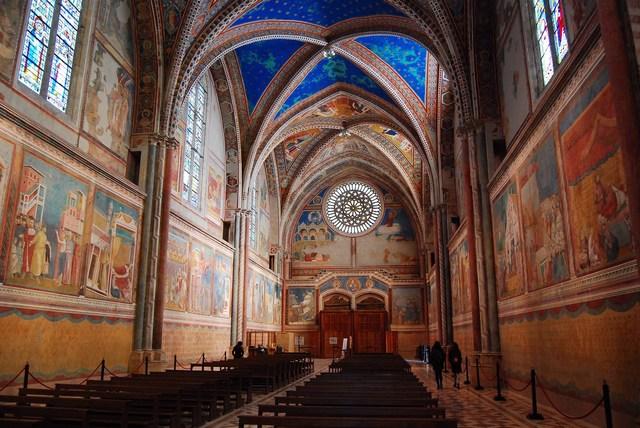 Giotto : Le cycle de la « Vie de saint François »