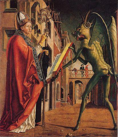 Le thème du contemptus mundi (« mépris du monde ») imprégna toute la croyance médiévale chrétienne.