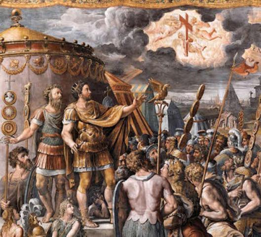 Constantin empereur : création du christianisme politique