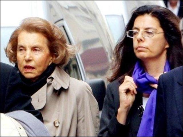 Les Bettencourt mère et fille se réconcillient