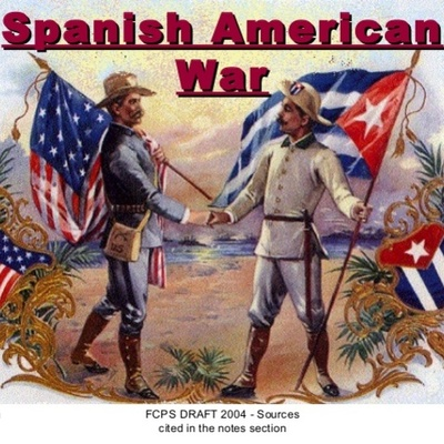 Unit 2: Spanish American War timeline