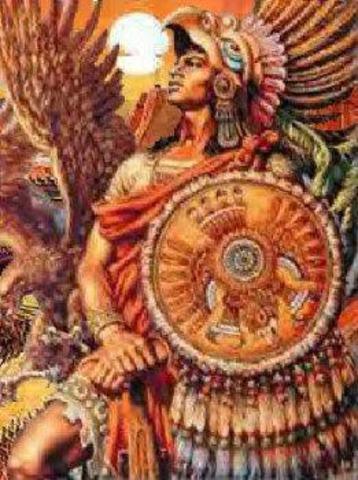 La rebelión de Tenochtitlan contra Azcapotzalco