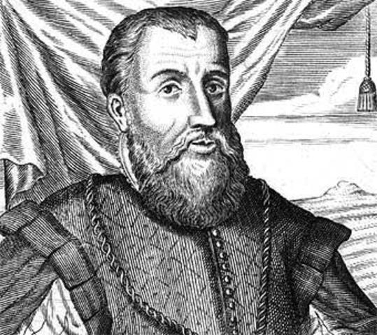 Diego Velazquez autoriza una tercera expedición a México