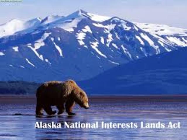 Alaskan Lands Act