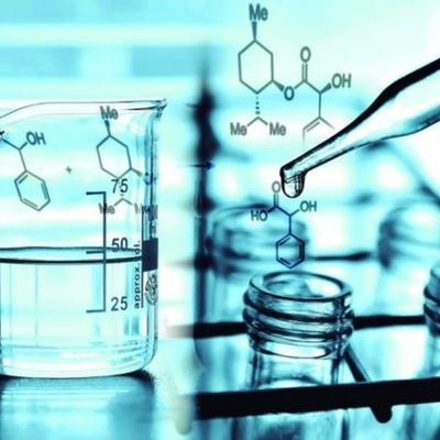Antecedentes de la Química timeline