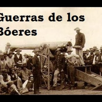 Guerra de los Boers timeline