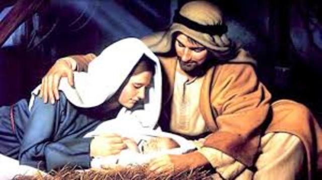 Birth Crist