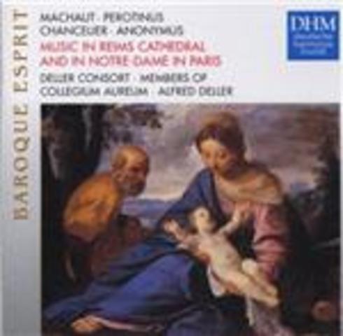 Messe de Notre-Dame / Guillaume de Machaut