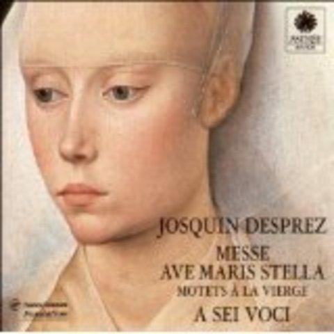Messe Ave Maris Stella / Josquin des Prés