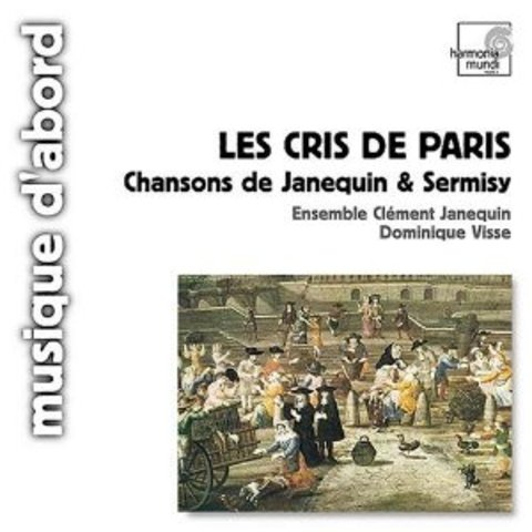 Chansons de Janequin & Sermisy / Clément Janequin