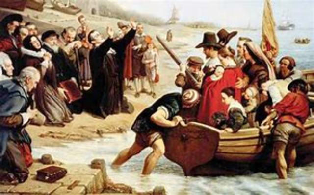 The Puritan Great Migration