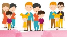 Familia Sujeto Colectivo de derechos timeline