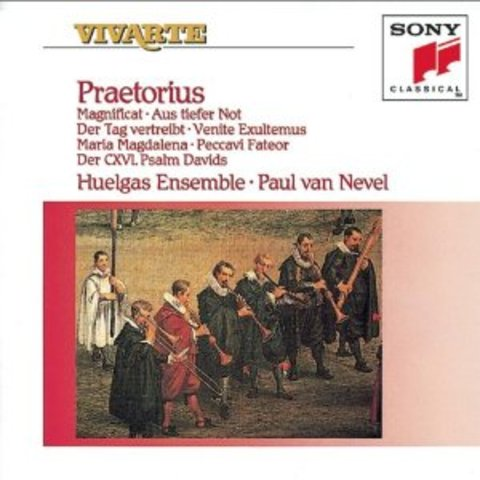Magnificat / Michael Praetorius