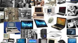 Evolución de las computadoras y tecnologías de la información timeline