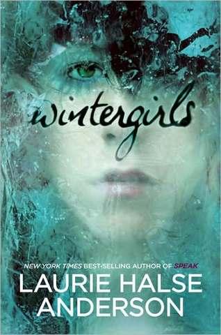 """Wrote """"Wintergirls"""""""