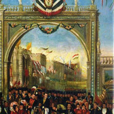 La Historia y las Ciencias Sociales (1808-1946) timeline