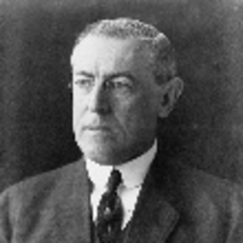 a history of the red scare during woodrow wilsons presidency In 1917, president woodrow wilson established the committee on public information to circulate and distribute anti-german and pro-allied propaganda and other news to add to the effectiveness of the committee, the bureau of investigation (the name for the federal bureau of investigation until.