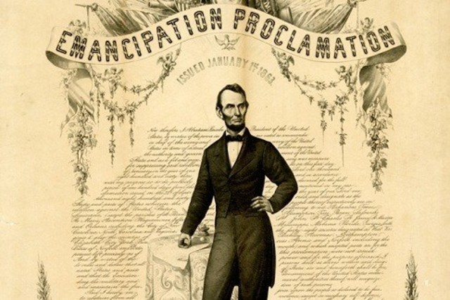 Emancipation Proclamation