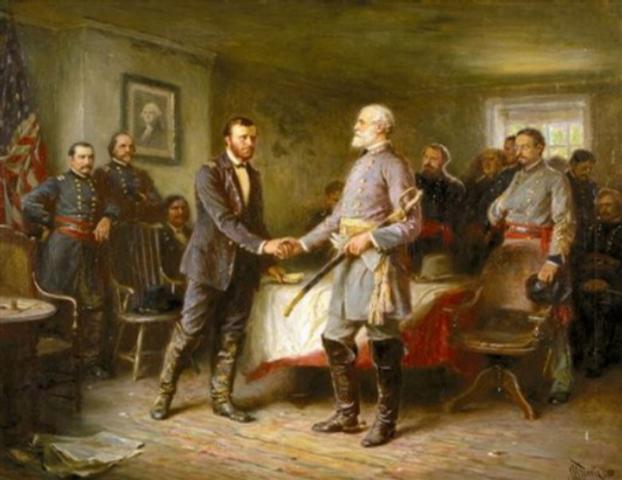 Virginia Appomattox