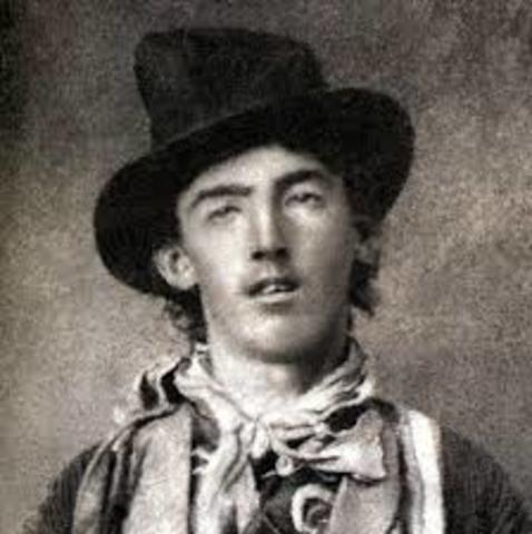 Billy the Kid's Death