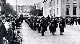 2 verdenskrig i Norge timeline
