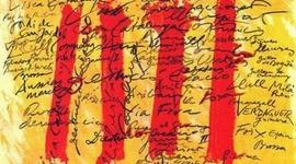 Literatura Catalana desde la renaixença.  timeline