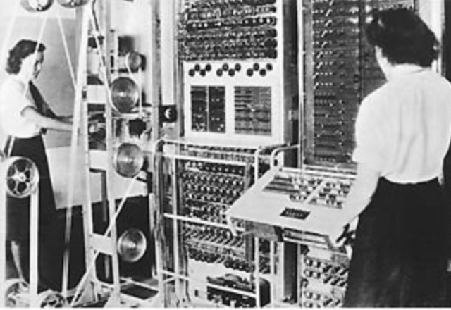 Colossus: First Digital Computer