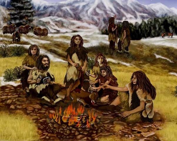 Comunidades humanas más primitivas